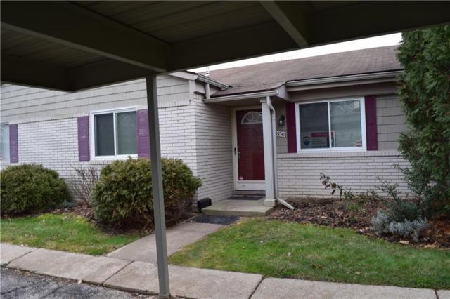 26049 Franklin Pointe Drive, Southfield, MI 48034 (#218118287) :: NERG Real Estate Experts