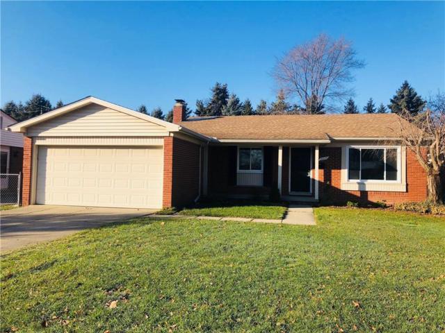 15229 Knolson Street, Livonia, MI 48154 (#218118297) :: The Buckley Jolley Real Estate Team
