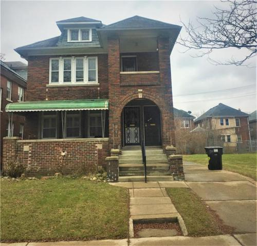 2947 Fullerton Street, Detroit, MI 48238 (#218118373) :: NERG Real Estate Experts