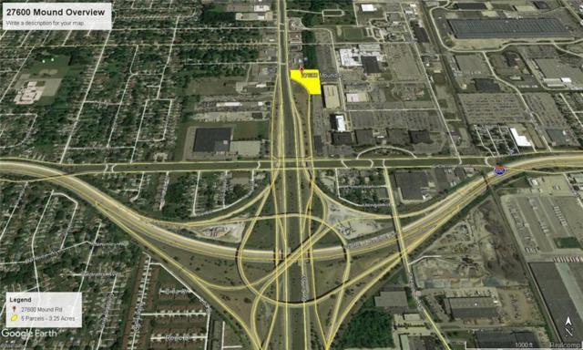27600 Mound Rd, Warren, MI 48092 (#218118648) :: The Buckley Jolley Real Estate Team