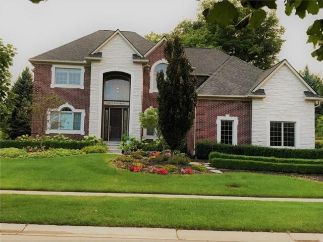 18213 Parkshore Drive, Northville Twp, MI 48168 (#218118741) :: The Buckley Jolley Real Estate Team