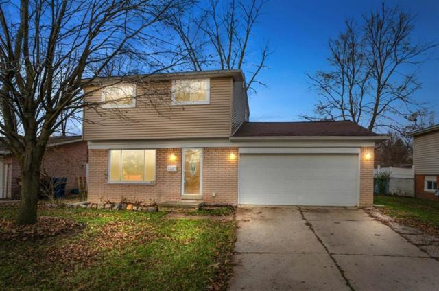 8887 Nottingham Drive, Superior Twp, MI 48198 (#543262012) :: RE/MAX Classic