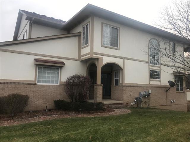 5995 Bella Vista Dr Drive #8, West Bloomfield Twp, MI 48322 (#218120095) :: RE/MAX Classic