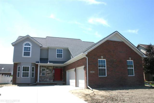 20837 Prairie Creek Blvd, Brownstown Twp, MI 48183 (#58031367723) :: Team Sanford