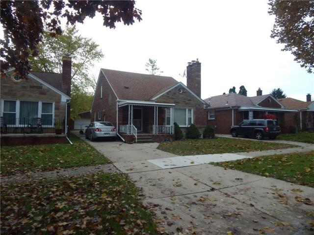 6951 Fenton Street, Dearborn Heights, MI 48127 (#219001630) :: RE/MAX Nexus
