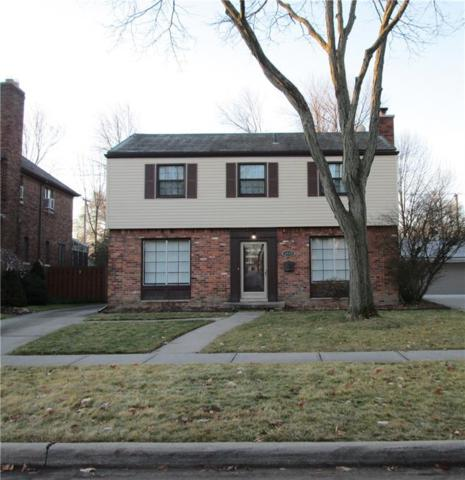 1675 Littlestone Road, Grosse Pointe Woods, MI 48236 (#219001804) :: RE/MAX Classic