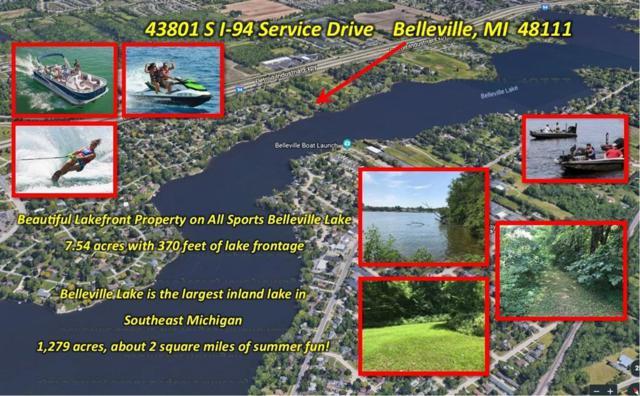 43801 S Interstate 94 Service Drive, Van Buren Twp, MI 48111 (#543262186) :: RE/MAX Classic