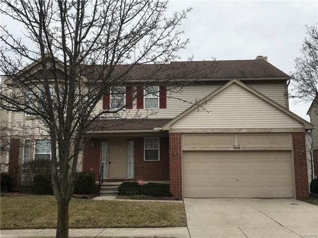 2948 River Meadow Circle, Canton Twp, MI 48188 (#219002323) :: RE/MAX Classic