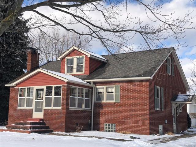 6580 Briggeman Road, Saint Clair Twp, MI 48079 (#219002434) :: The Buckley Jolley Real Estate Team