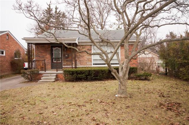 13352 Lasalle Ave, Huntington Woods, MI 48070 (#219002675) :: Keller Williams West Bloomfield