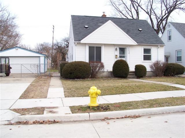24830 Hickory, Dearborn, MI 48124 (#219002861) :: RE/MAX Classic