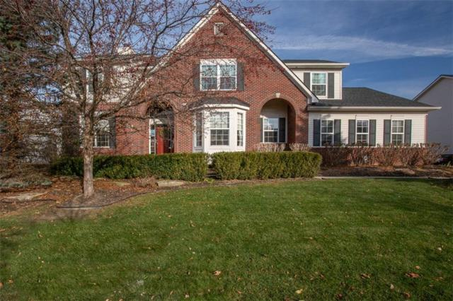 1335 Coach House Lane, South Lyon, MI 48178 (#219003037) :: Duneske Real Estate Advisors