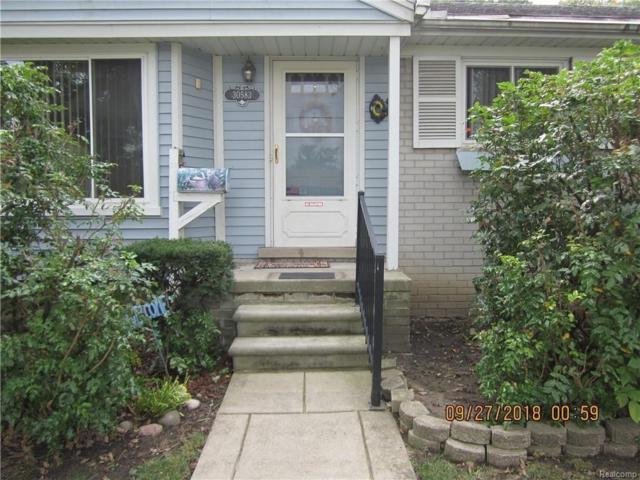 30583 Elmira Street, Livonia, MI 48150 (#543262257) :: The Buckley Jolley Real Estate Team
