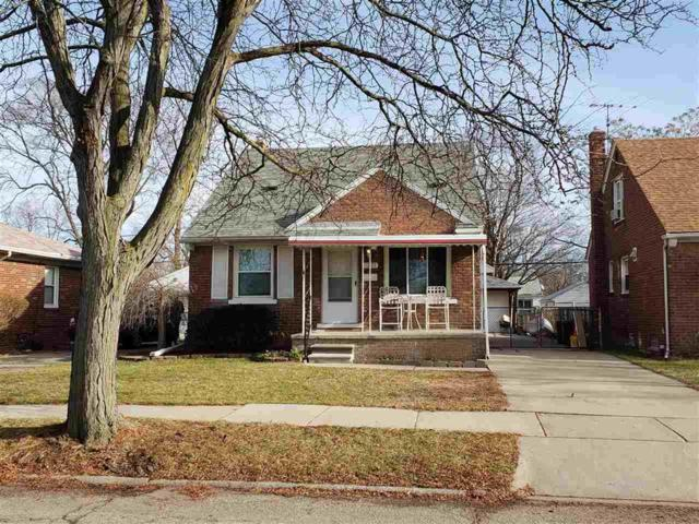 1271 23RD, Wyandotte, MI 48192 (#57031368715) :: RE/MAX Nexus