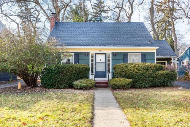 401 Mark Hannah Place, Ann Arbor, MI 48103 (#543262267) :: RE/MAX Nexus