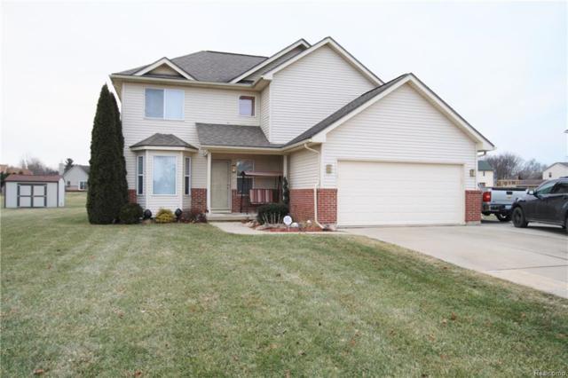 1053 Vivian Trail, Flint Twp, MI 48532 (#219003805) :: The Buckley Jolley Real Estate Team
