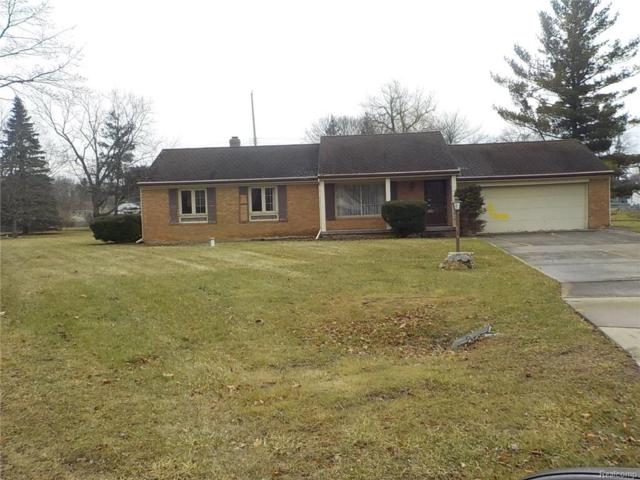5393 Mapletree Court, Flint Twp, MI 48532 (#219003921) :: RE/MAX Nexus