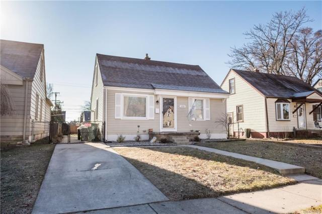 1130 Bauman Avenue, Royal Oak, MI 48073 (#219003923) :: The Alex Nugent Team | Real Estate One