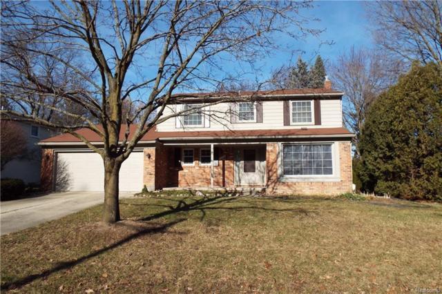 41632 Elk Road, Northville Twp, MI 48168 (#219003947) :: Duneske Real Estate Advisors
