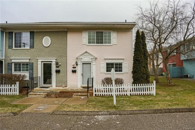 32276 W 12 Mile Road, Farmington Hills, MI 48334 (#219003950) :: RE/MAX Nexus