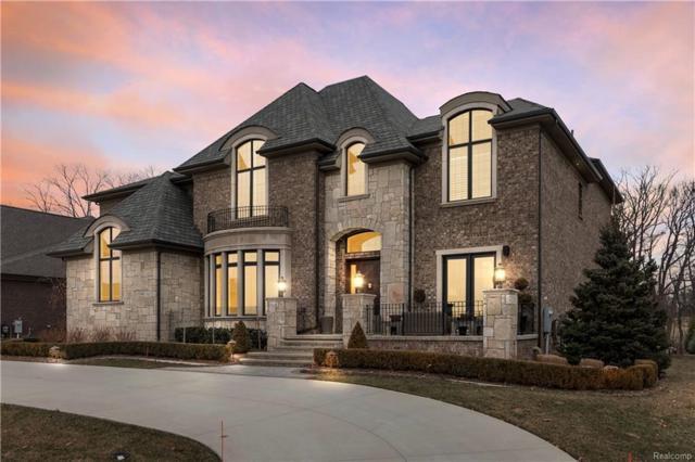 3762 Thatcher Drive, Rochester Hills, MI 48309 (#219004034) :: The Alex Nugent Team | Real Estate One
