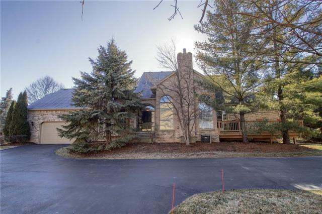 1953 Clearwood Court, Shelby Twp, MI 48316 (#219004040) :: RE/MAX Classic