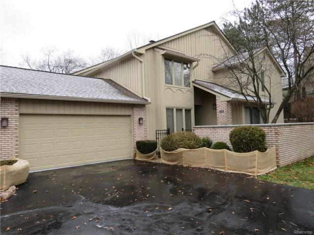 1126 Timberview Trail, Bloomfield Twp, MI 48304 (#219004094) :: RE/MAX Classic