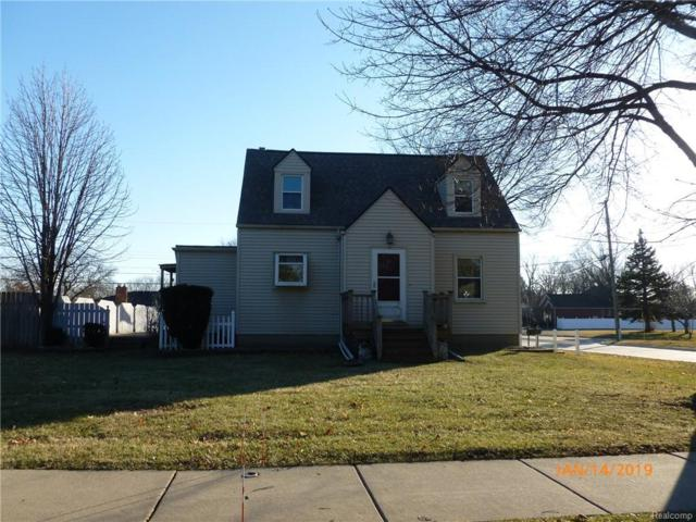 4914 15 MILE Road, Sterling Heights, MI 48310 (#219004127) :: The Alex Nugent Team   Real Estate One