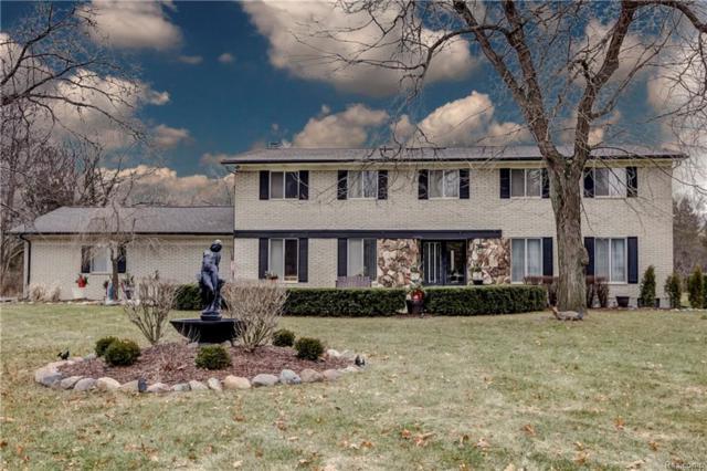 7245 Ten Hill, West Bloomfield Twp, MI 48322 (#219004159) :: RE/MAX Classic
