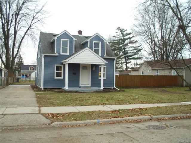 94 E Garfield Avenue, Hazel Park, MI 48030 (#219004163) :: RE/MAX Classic