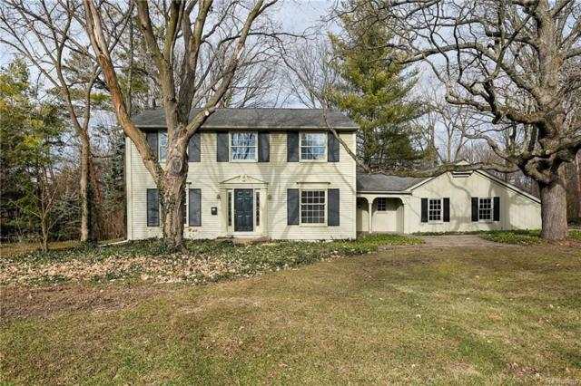 725 Kensington Lane, Bloomfield Twp, MI 48304 (#219004164) :: RE/MAX Classic
