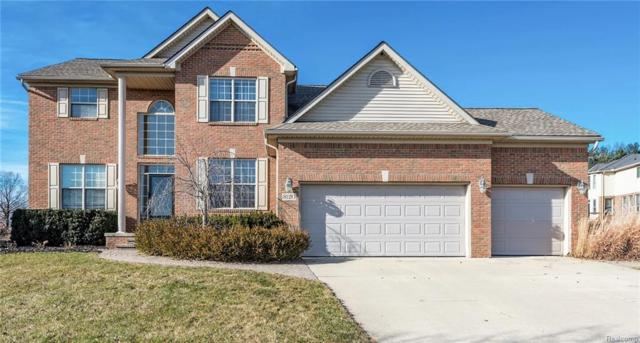 3120 Villa Nova Circle, Rochester Hills, MI 48307 (#219004185) :: Team DeYonker