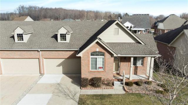 49826 Muskegon River Drive, Macomb Twp, MI 48042 (#219004295) :: The Alex Nugent Team | Real Estate One