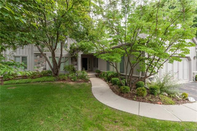 4752 Morris Lake Circle, West Bloomfield Twp, MI 48323 (#219004359) :: RE/MAX Classic