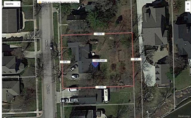 510 Novi Street, Northville, MI 48167 (#219004379) :: Duneske Real Estate Advisors