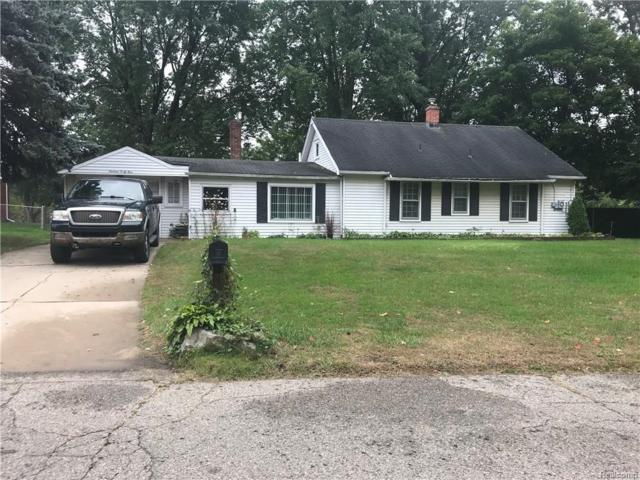 1944 Melton Street, Shelby Twp, MI 48317 (#219005440) :: RE/MAX Nexus
