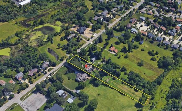 44963 W 11 Mile Road, Novi, MI 48375 (#219005469) :: Duneske Real Estate Advisors