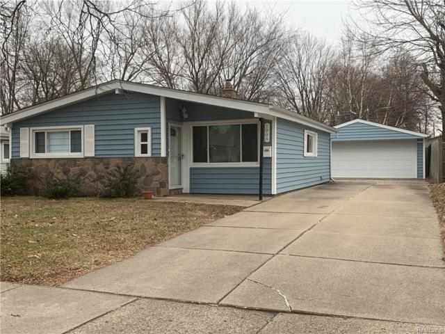 1008 E Madge Avenue, Hazel Park, MI 48030 (#219005497) :: RE/MAX Classic