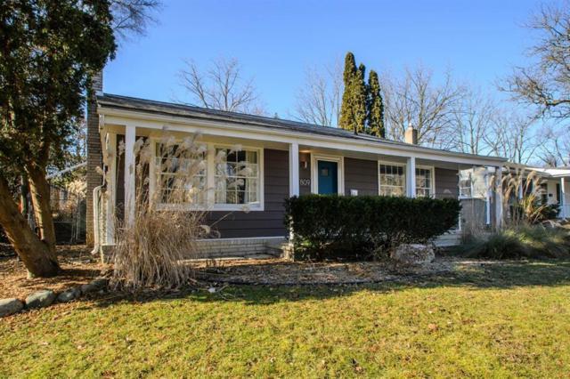 809 Sunrise Court, Ann Arbor, MI 48103 (#543262301) :: RE/MAX Nexus