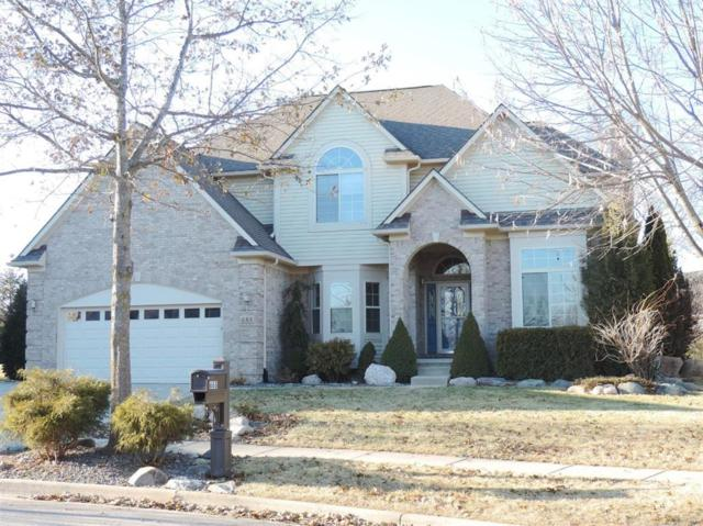 688 Old Forge Court, Chelsea, MI 48118 (MLS #543262321) :: The Toth Team