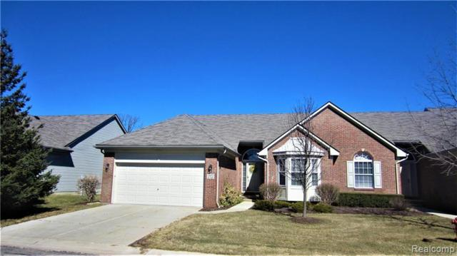 2103 Red Maple Lane #113, Commerce Twp, MI 48390 (#219005559) :: RE/MAX Nexus