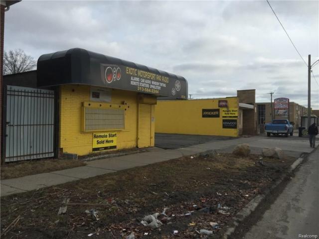 8536 N Greenfield, Detroit, MI 48228 (#219005595) :: RE/MAX Classic