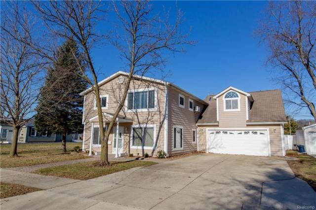 400 2ND Street, South Lyon, MI 48178 (#219005606) :: Duneske Real Estate Advisors