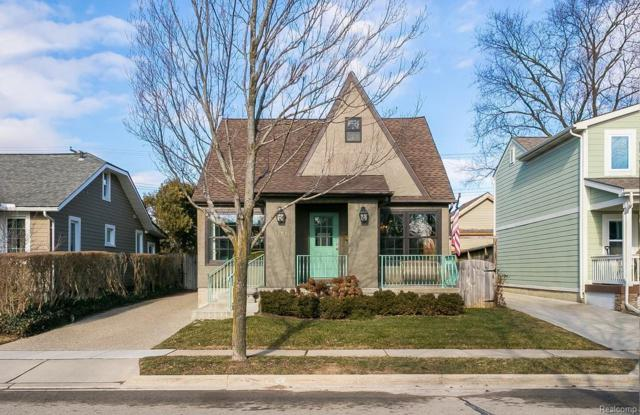 1195 Holland Street, Birmingham, MI 48009 (#219005673) :: RE/MAX Classic