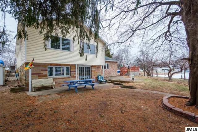 284 Washington Dr, Leoni, MI 49254 (#55201900258) :: Duneske Real Estate Advisors