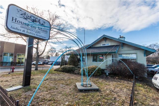 803 N Main Street, Royal Oak, MI 48067 (#219005747) :: The Alex Nugent Team | Real Estate One