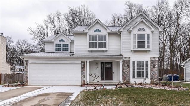 944 Oak Creek Drive, South Lyon, MI 48178 (#219005829) :: The Buckley Jolley Real Estate Team