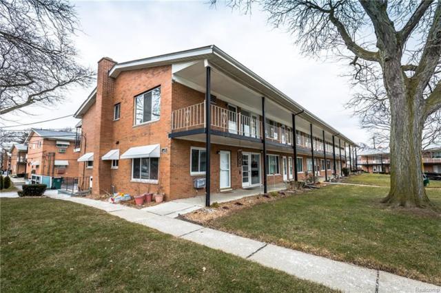 2121 Clawson Avenue #101, Royal Oak, MI 48073 (#219005839) :: The Alex Nugent Team | Real Estate One