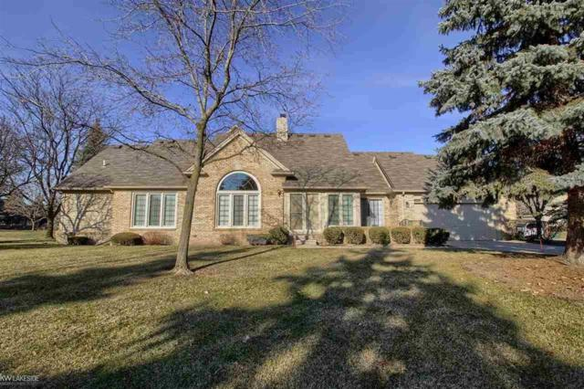 16924 Crystal Dr #22, Macomb Twp, MI 48042 (#58031369096) :: Duneske Real Estate Advisors