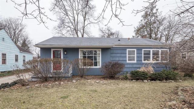 1421 Marlborough Drive, Ann Arbor, MI 48104 (#543262332) :: RE/MAX Classic